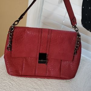 French Connection red Handbag
